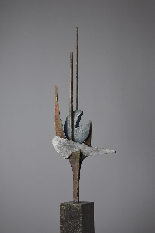 Lavena 70x33 - Klein bronzen beeld voor binnen