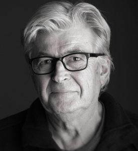 Portret van Geert Verstappen beeldend kunstenaar